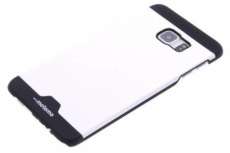 Argent Aluminium Brossé Couverture Étui Rigide Pour Samsung Galaxy S6 Edgeplus 1hHcF