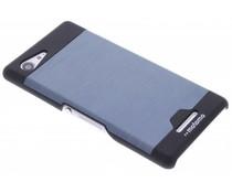 Brushed aluminium hardcase Sony Xperia E3