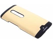 Brushed aluminium hardcase Motorola Moto X Play