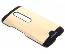 Brushed aluminium hardcase Motorola Moto G 3rd Gen