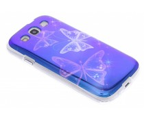 Metallic design TPU hoesje Galaxy S3 / Neo
