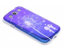 Metallic design TPU hoesje Galaxy S3 / Neo