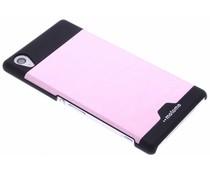 Brushed aluminium hardcase Sony Xperia Z1