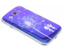 Metallic design TPU hoesje Samsung Galaxy Grand (Neo)