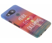 Design hardcase hoesje LG Nexus 5X