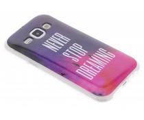 Design TPU siliconen hoesje Samsung Galaxy J1