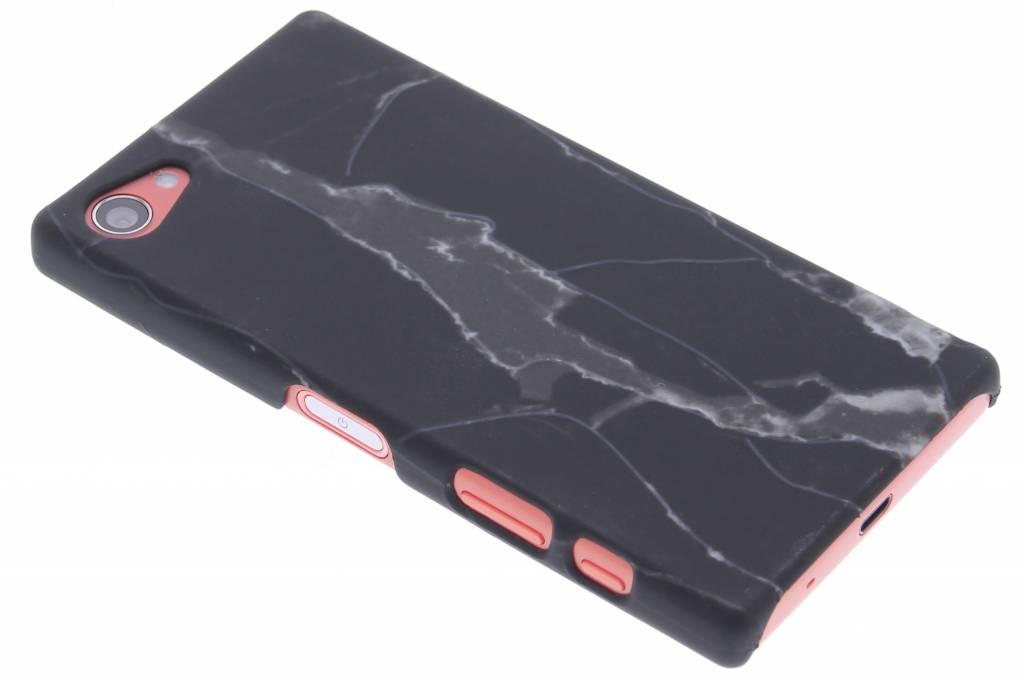 Glow in the dark marmer look hardcase hoesje voor de Sony Xperia Z5 Compact