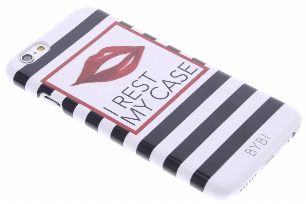 Image of I rest my case hardcase voor de iPhone 6 / 6s