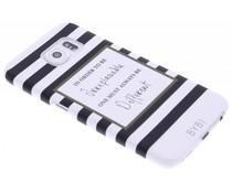 ByBi Irreplaceable hardcase Samsung Galaxy S6