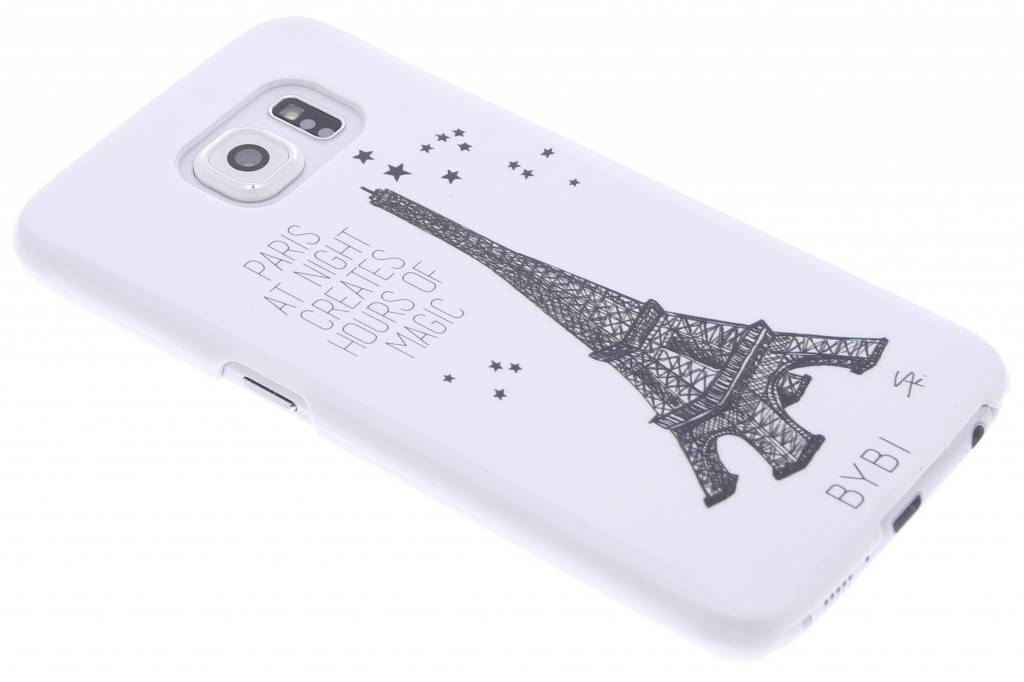 ByBi Paris at night hardcase voor de Samsung Galaxy S6