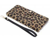 Fab. Funky Panther booktype hoes iPhone 6(s) Plus