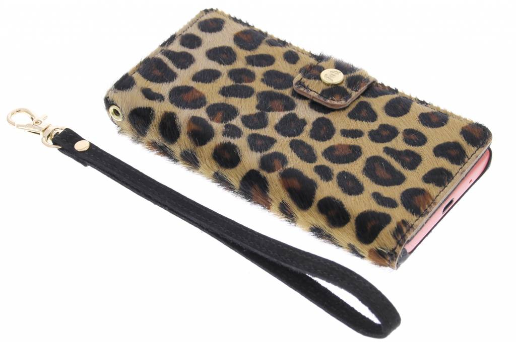 Fab. Funky Panther booktype hoes voor de Sony Xperia Z5 Compact