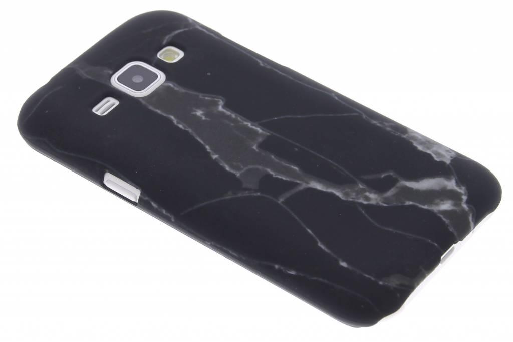 Glow in the dark marmer look hardcase hoesje voor de Samsung Galaxy J1
