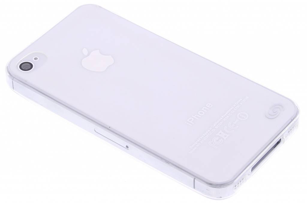 Fonex Invisible Ultra Thin Case voor de iPhone 4 / 4s - Transparent