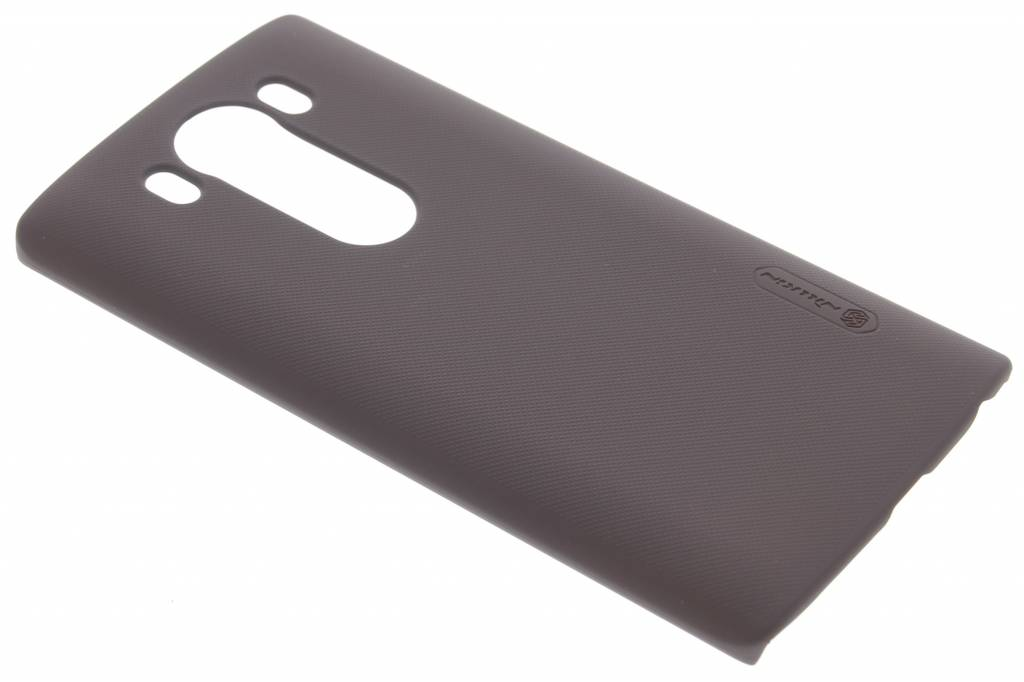 Nillkin Frosted Shield hardcase hoesje voor de LG V10 - Bruin