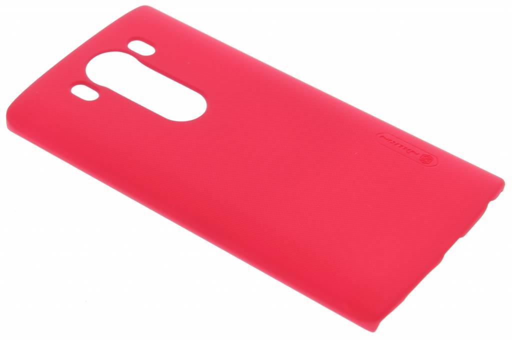 Nillkin Frosted Shield hardcase hoesje voor de LG V10 - Rood