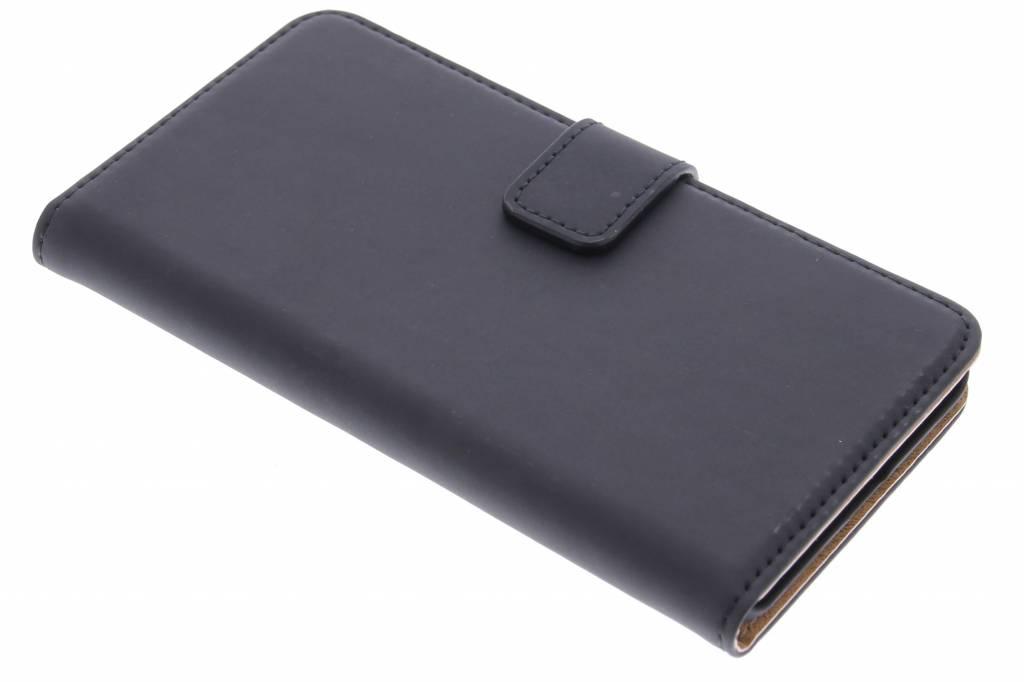 Selencia Luxe Book Case voor de OnePlus X - Zwart