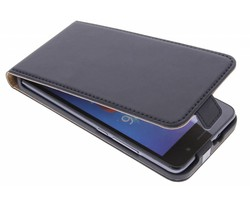 Selencia Luxe Flipcase Huawei Y6 - Zwart