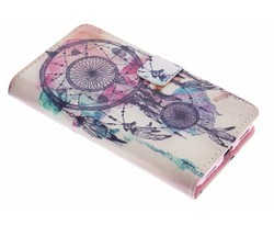 Design TPU booktype hoes Huawei Y6