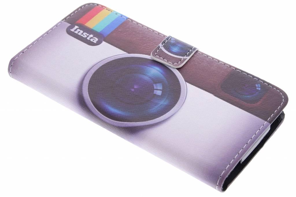 Insta design TPU booktype hoes voor de Acer Liquid Z630
