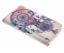 Design TPU booktype hoes Huawei G8