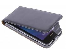 Zwart luxe flipcase Huawei Y5