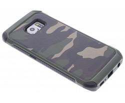 Army defender hardcase hoesje Galaxy S6 Edge