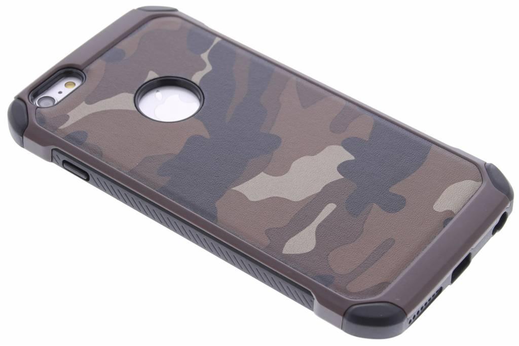 Bruin army defender hardcase hoesje voor de iPhone 6(s) Plus