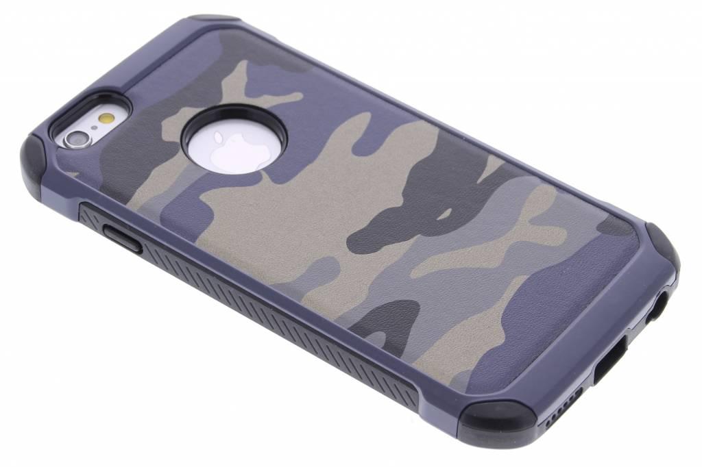 Blauw army defender hardcase hoesje voor de iPhone 6 /6s