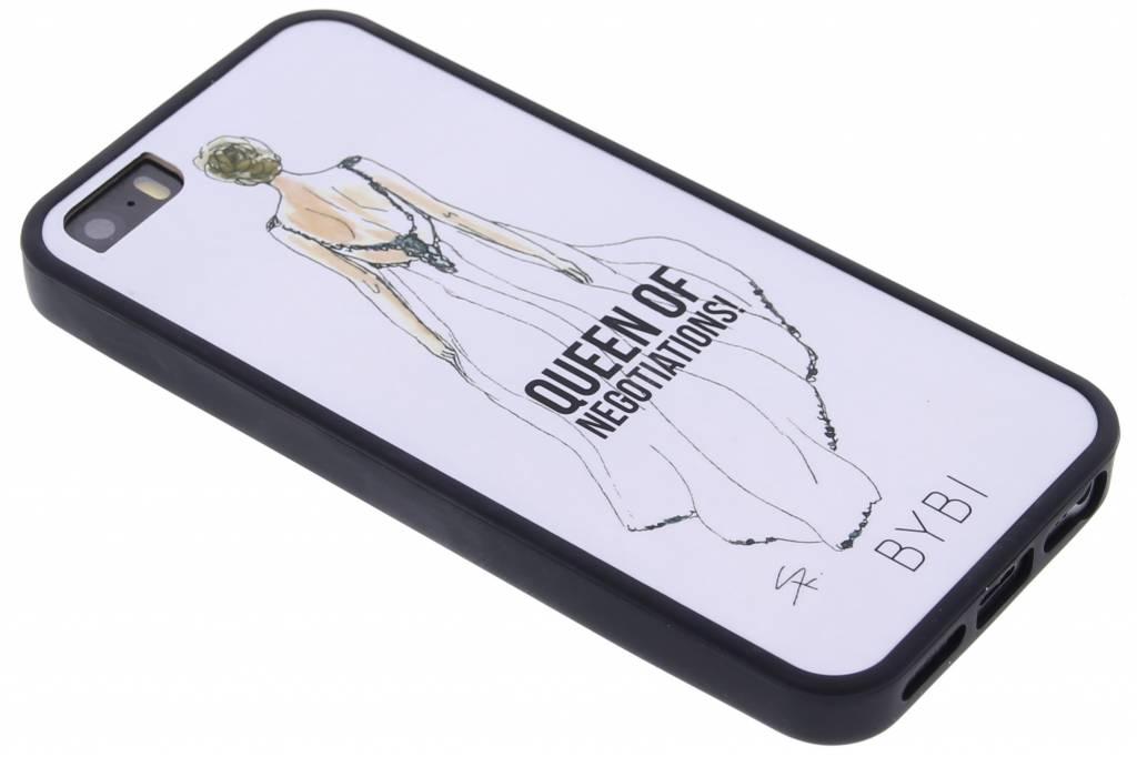 Image of Queen Of Negotiations hardcase hoesje voor de iPhone 5 / 5s / SE