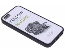 ByBi Follow Nature hardcase hoesje iPhone 5 / 5s / SE