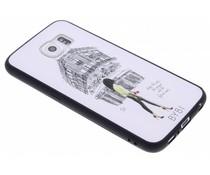 ByBi Café de Flore hardcase Samsung Galaxy S6