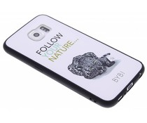 ByBi Follow your nature hardcase Samsung Galaxy S6