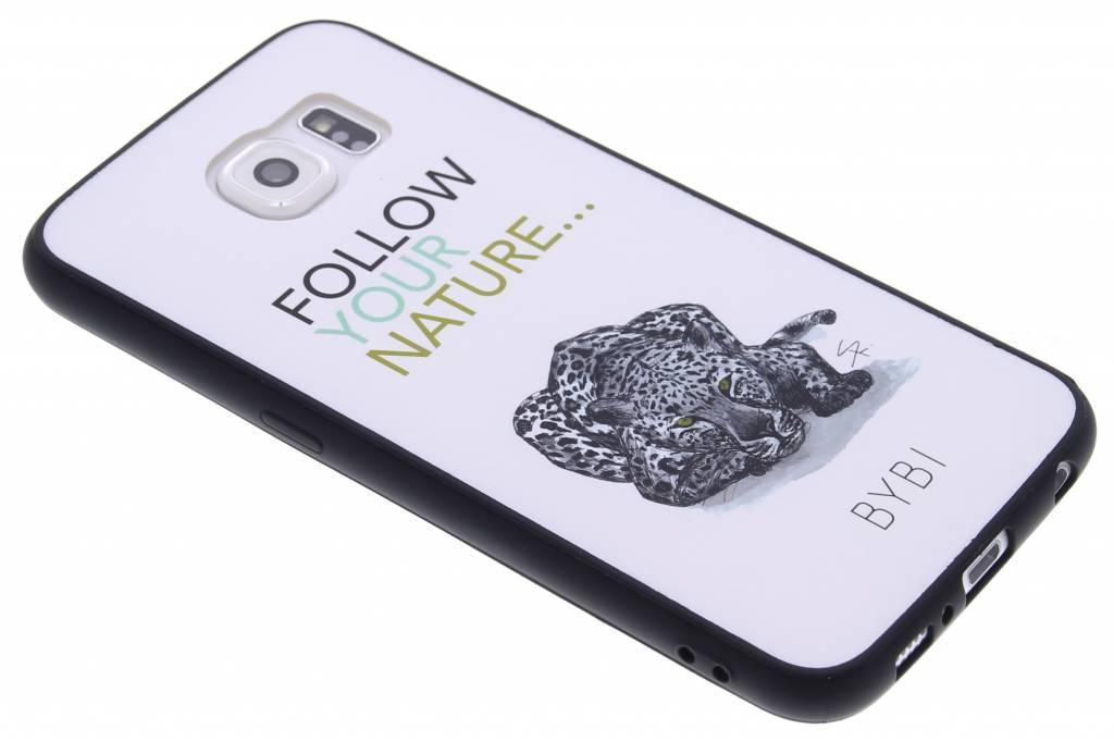 Image of Follow your nature hardcase hoesje voor de Samsung Galaxy S6