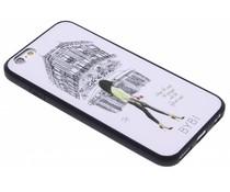 ByBi Café De Flore hardcase hoesje iPhone 6 / 6s