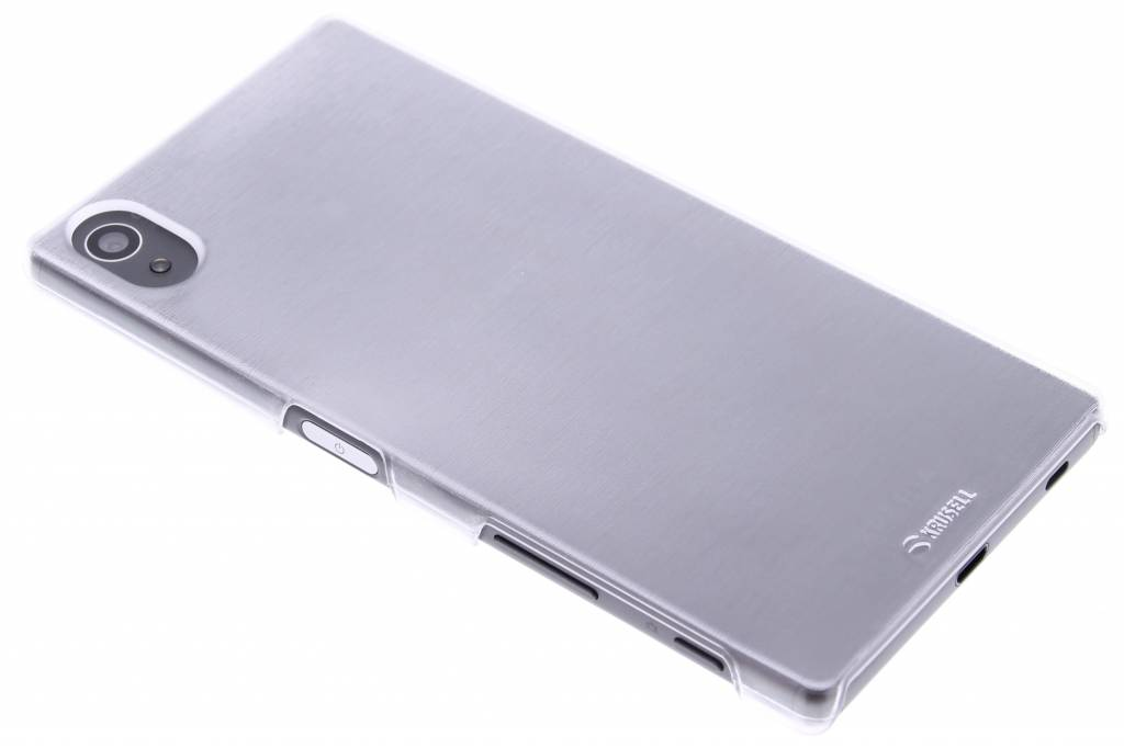 Krusell Boden Cover voor de Sony Xperia Z5 - White