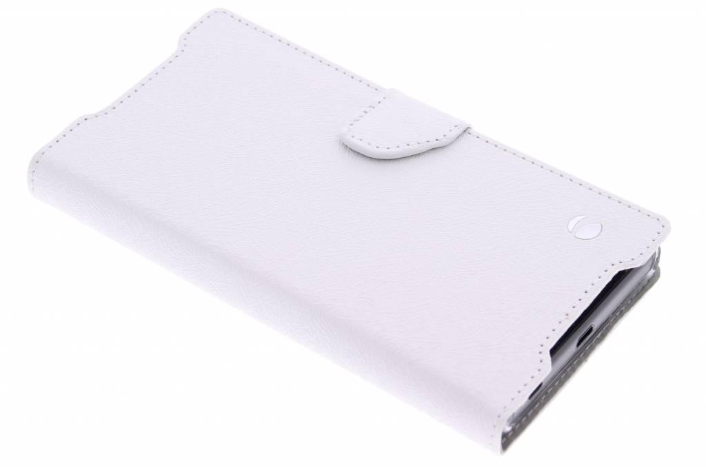 Krusell Borås FolioWallet voor de Sony Xperia Z5 - White
