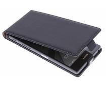 Mobiparts Premium Flip Case Sony Xperia Z5 - Black