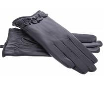 Echt lederen touchscreen handschoenen