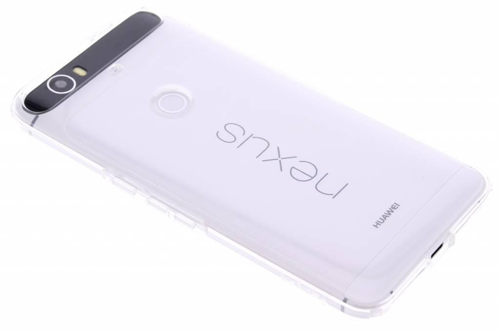Spigen Ultra Hybrid Case voor de Huawei Nexus 6P - Crystal Clear
