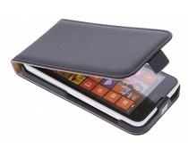 Selencia Luxe Flipcase Nokia Lumia 630 / 635 - Zwart