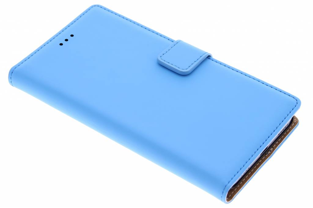 Mobiparts Premium Wallet Case voor de Huawei Y6 - Light Blue