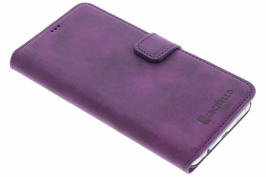 Image of Wallet Case voor de Samsung Galaxy S6 Edge Plus - Purple