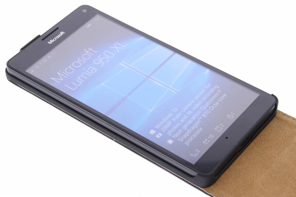 Selencia Luxe Flipcase 950 XL | Smartphonehoesjes.nl