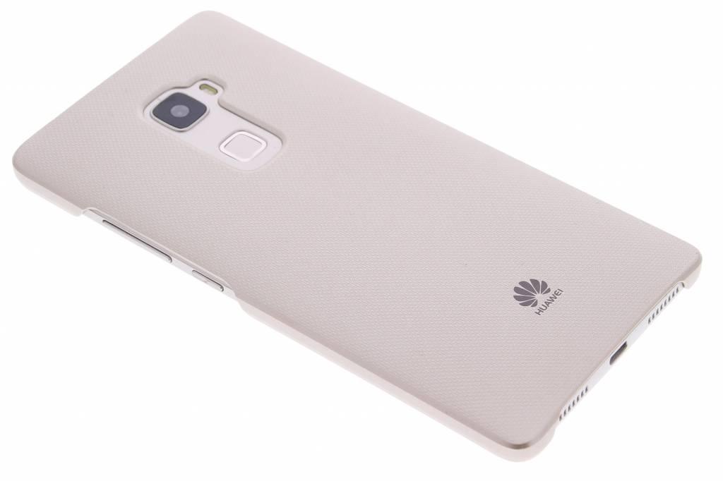 Huawei Back Case voor de Huawei Mate S - Champagne