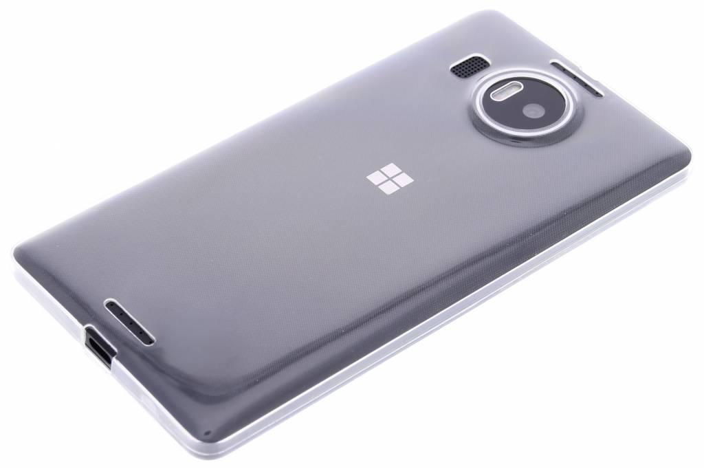 Ultra thin TPU hoesje Lumia 950 XL | Smartphonehoesjes.nl