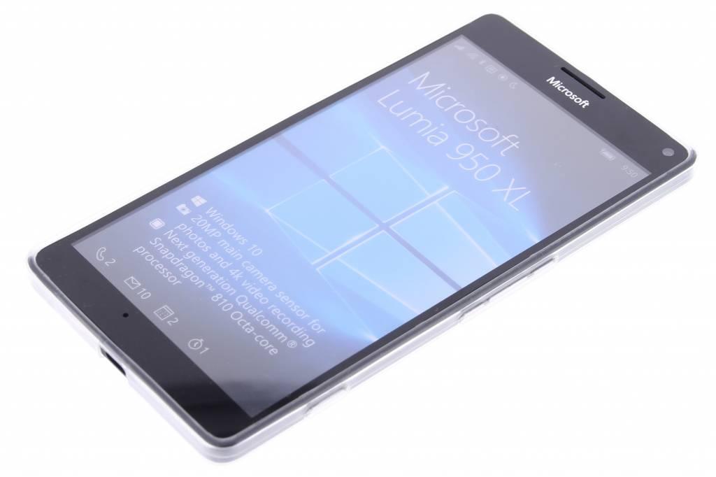 Ultra thin TPU hoesje Lumia 950 XL   Smartphonehoesjes.nl