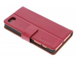 Selencia Luxe lederen Booktype Sony Xperia Z5 Compact