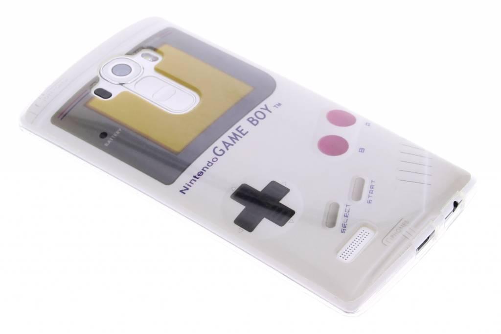 Gameboy design TPU siliconen hoesje voor de LG G4