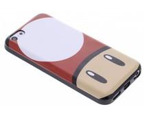 Super Mario Flexible TPU Case iPhone 5c - Mushroom